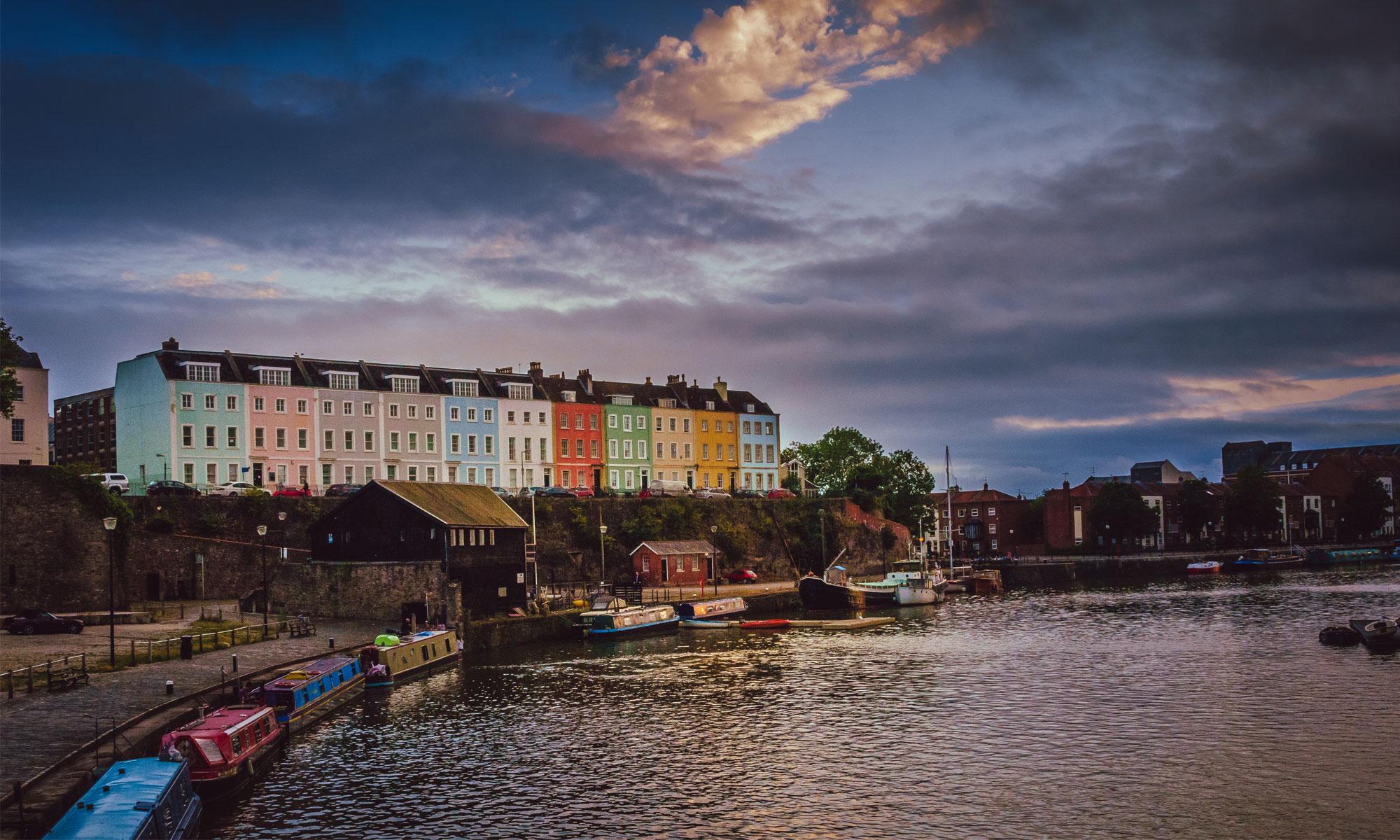 Bristol Harbour View